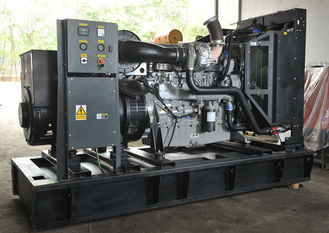 China 4-Stroke Perkins Genset Diesel Generator 40kw To 800kw With Water Cooled Engine supplier