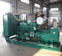 50kva to 900kva sounnproof cummins diesel generator set