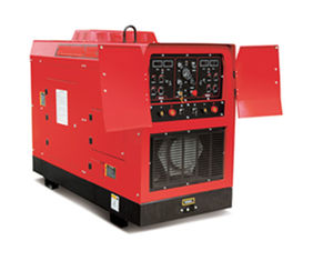China Portable Engine Drive Diesel Welder Generator Welding Machine 1000 Amp MMA TIG supplier