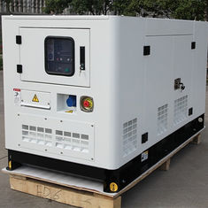 China Japan Electric Power 20kw Industrial Power Generators Ultra Silent Enclosure supplier