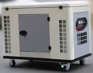 China Low noise silent 12kw portable gasoline generator engine 4 stroke OHV electric start supplier