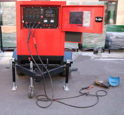 30m Leads Miller 30kw 500Amp Arc Welding Machine