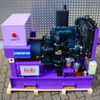 China 10kva to 35kva silent diesel small kubota generator factory