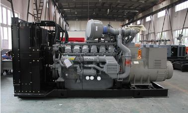 China perkins engine diesel soundproof 800 kva generator factory