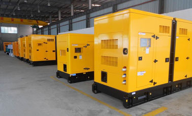 China Electric start 500kva perkins diesel generator with 2506A - E15TAG2 engine 50℃ radiator factory