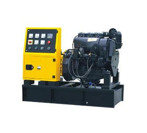 China two cylinders F2L912 engine 15kva Genset Diesel Generator 12kw air cooling Automatic input reserve factory